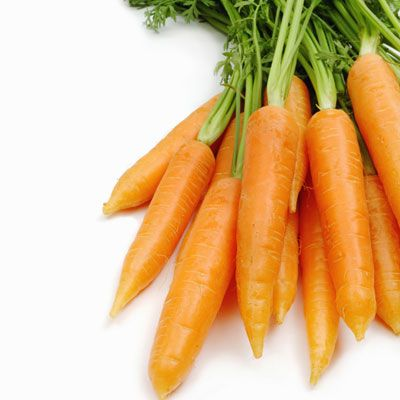 "<p>Carrots aren't just good for your eyes. According to <a href=""http://www.webmd.com/skin-problems-and-treatments/features/skin-food""target=""_blank"">WebMD</a>, vitamin A is also great for your skin. It acts as an antioxidant to neutralize cancer-causing free radicals. Plus, it helps the immune system prevent infection. This can help keep wrinkles at bay, and your skin look youthful and vibrant. What's more, a 2000 study in the <i>American Journal of Clinical Nutrition</i> suggests beta-carotene, the kind of vitamin A found in plants, can protect against sun damage. Look for high amounts of vitamin A in sweet potatoes, broccoli, beets, and kale. Note that while you cannot overdose on beta-carotene, animal-derived vitamin A, commonly found in supplements , can be toxic in high doses. </p>"