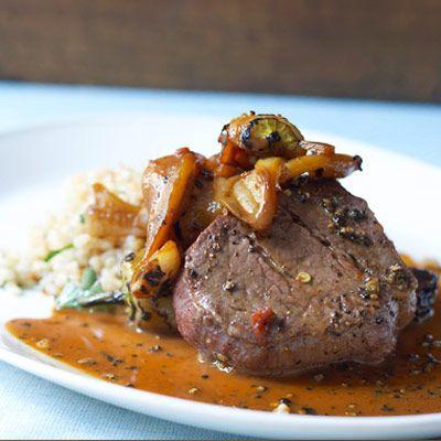 Rocco Dispirito - Pepper Steak