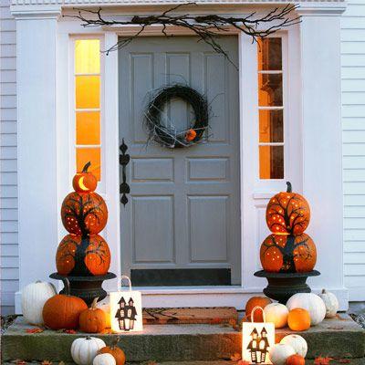 Great Halloween Decorations   Halloween Decorating Ideas
