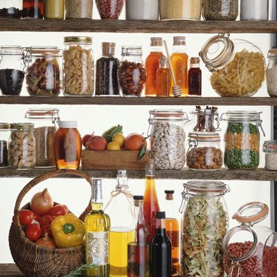 Kitchen Pantry Lucy Waverman Pantry Staples
