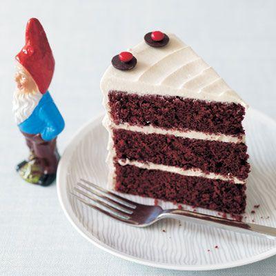 Red Velvet Cake Recipe Baked Cookbook Recipe
