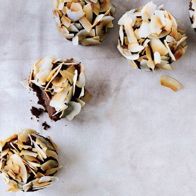 "<p>It's hard to eat just one of these cupcakes, which combine moist, light chocolate cake with rich, chocolate-caramel frosting and flaky coconut.</p><p><b>Recipe: </b><a href=""http://www.delish.com/recipefinder/chocolate-cupcakes-caramel-ganache-coconut-recipe-fw0213"" target=""_blank""><b>Chocolate Cupcakes with Caramel Ganache and Coconut</b></a></p>"