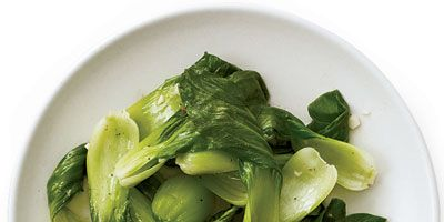 Bok choy recipes healthy ideas for bok choy pthis garlicky bok choy is a quick and easy vegetable side dish to forumfinder Gallery
