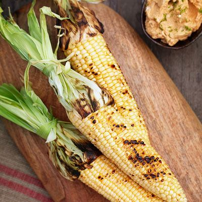 "<p>Ancho chili powder and a burst of lime add kick to a summer favorite — corn on the cob. Use extra butter on rolls, or melt it on other steamed vegetables. </p><br />  <p><b>Recipe: <a href=""/recipefinder/grilled-corn-cob-ancho-chili-lime-butter-recipe-opr0711"">Grilled Corn on the Cob with Ancho Chili-Lime Butter</a></b></p>"