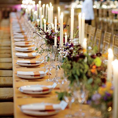 "Begin your caterer search at the same time you're looking at venues (about 12 months before your wedding date). The two decisions really go together since many venues have their own catering team and may require you to use them. Even if that's not the case, they may still have a ""preferred list"" of vendors they work with exclusively. If you are allowed to bring in an outside caterer, you may be charged a little extra, so request a tasting with the in-house chef or any potential caterers from the preferred list before booking the venue. Also, review menu options with the chef, especially if you have particular dishes in mind—some menus can be difficult to execute, based on kitchen space or equipment. If you're set on using a specific caterer, make sure they're on the venue's list or that you budget for any extra fees if they're not. Just remember: There's a reason venues like to work with certain vendors."