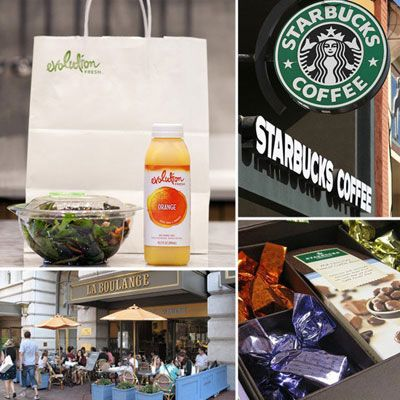 The fast-casual restaurant industry's abuzz, thanks to an announcement today that Starbucks is acquiring San Francisco pastry chain La Boulange and has plans to turn it into a national chain. With its hands in a number of retail segments, this news just takes Starbucks one step closer to world domination. Curious about the chain's other successful and not-so-successful pursuits? Keep reading to see what it's taken a stab at throughout the years.
