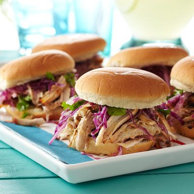 "<p>This mouthwatering and spicy pulled pork sandwich makes a hearty meal.</p> <p><strong>Recipe:</strong> <a href=""../../../recipefinder/pulled-pork-black-pepper-vinegar-recipe-ghk0712"" target=""_blank""><strong>Pulled Pork with Black Pepper Vinegar</strong></a></p>"