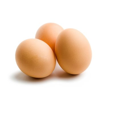 """There's a reason people are clucking about eggs lately. A recent <a href=""""http://www.pbrc.edu/news/?ArticleID=147"""" target=""""_blank"""">study from the Pennington Biomedical Research Center</a> in Baton Rouge, LA, found that overweight people who ate eggs for breakfast take longer to get hungry later. The research participants had lower levels of ghrelin, an appetite-stimulating hormone that tells the brain to eat, and higher levels of PPY, a hormone that helps stomachs feel full. """"Eggs are a perfect combination of protein and fat, so they're more satisfying than other breakfast foods,"""" says Julie Kaye, MPH, RD, CDN, a registered dietitian in New York City. Worried about cholesterol? Don't be. """"Despite the high content in yolks, eggs aren't the main culprit in raising blood cholesterol,"""" explains Kaye. If you're still concerned, try liquid egg whites, which also contain protein and can stave off hunger."""