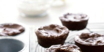 """<p>For extra fudgy results, make these cakes a day ahead; wrap them well in plastic wrap, and refrigerate. Serve them chilled or at room temperature.</p> <p><strong>Recipe:</strong> <a href=""""../../../recipefinder/chocolate-truffle-cakes-recipe-mslo0912"""" target=""""_blank""""><strong>Chocolate Truffle Cakes</strong></a></p>"""