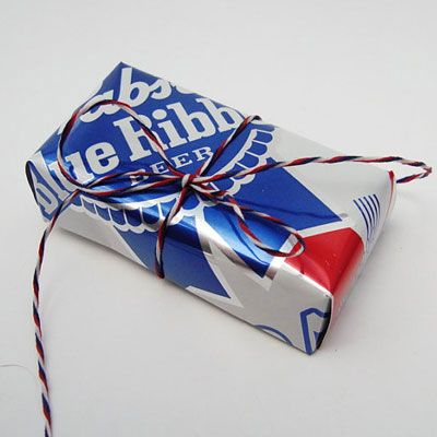 "<p>Beer cans don't only house beer. When they're turned into gift boxes, you can carry just about anything in them.</p>  <p><i>For sale via <a href=""http://www.etsy.com/listing/106282167/pabst-blue-ribbon-beer-can-gift-box?ref=sr_gallery_17&ga_search_query=beer+cans&ga_view_type=gallery&ga_ship_to=US&ga_ref=related&ga_page=1&ga_search_type=all"" target=""_blank"">etsy.com</a></i></p>"
