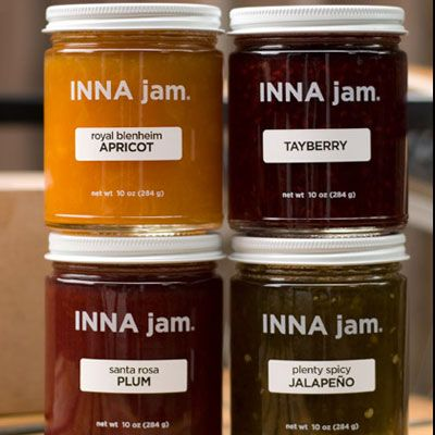 Inna Jams captures the flavors of every season's fresh produce and jars them for their customers! The small-batch jams use only organic and local fruit and feature unique flavors such as kiwi, tayberry, and Fresno chili, in addition to the classics such as raspberry and apricot. There are several types of annual subscriptions, but each features seasonal jars for winter, spring, summer, and fall.