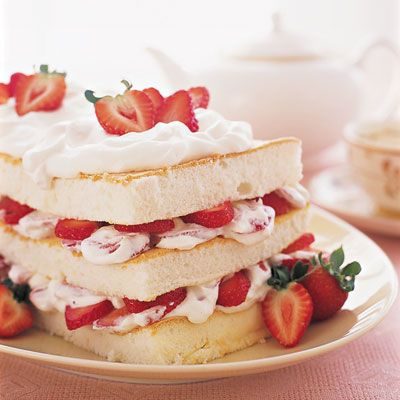 20 easy angel food cake recipes homemade angel food cakedelish pthis moist angel food cake is delicious on its own or with our forumfinder Image collections