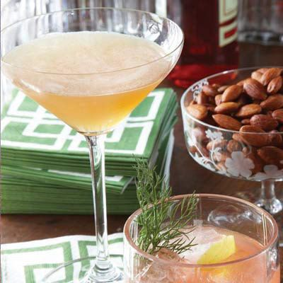 """<p>Although Paris with Petrovsky didn't work out, France will always be in Carrie's heart, from the fashions that made her famous to her elegant joie de vivre. Give your evening some French flair with this cognac-enhanced sparkler.</p><p><b>Recipe: <a href=""""/recipefinder/french-75-recipe-fw0510"""" target=""""_blank"""">French 75</a> </b></p>"""