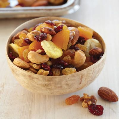 This quick and hassle-free recipe makes a satisfying snack that's healthy, too.