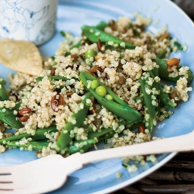 "<p>This bright salad is perfect for picnics.</p><p><b>Recipe:</b> <a href=""/recipefinder/quinoa-salad-sugar-snap-peas-recipe"" target=""_blank""><b>Quinoa Salad with Sugar Snap Peas</b></a></p>"