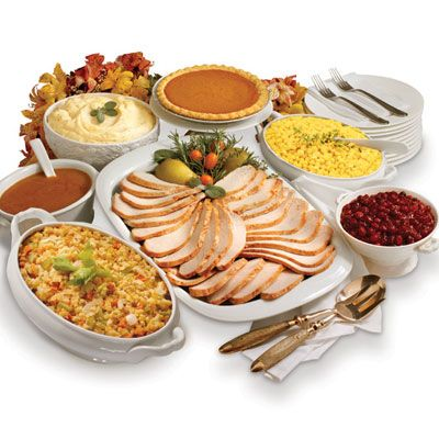 "<p>Boston Market is an obvious choice if you're considering ordering a prepared Thanksgiving dinner. There are a variety of options to suit every customer need. Their Heat and Serve banquets and ready-to-go buffets are full holiday meals that can be ordered ahead of time — orders must be placed by 8pm on Wednesday, November 21. If you're just looking to pick up a few sides or extras, Boston Market's got you covered there, too. If you don't need a full meal, but still fear ruining the gravy or getting those perfectly fluffy mashed potatoes, order some à la carte dishes or, if you burn something at the last minute, run to your nearest location for a quick and delicious replacement. Store hours and offerings vary by location, so check with your nearest Boston Market (or order ahead) to learn about what's available near you.</p><br /><p> To place an order in advance, visit <a href=""http://www.bostonmarket.com/catering"" target=""_blank"">bostonmarket.com</a>, or call 866-977-9090.</p>"