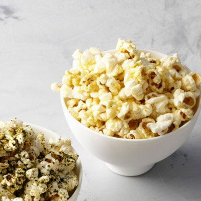 "<p>This delicious popcorn is coated in a ranch-flavored seasoning made with buttermilk powder, onion powder and more. </p><p><b>Recipe: <a href=""/recipefinder/ranch-dressing-popcorn-recipe-fw0213"">Ranch Dressing Popcorn</a></b></p>"