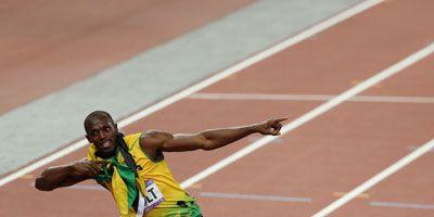 Usain Bolt: Chicken McNuggets