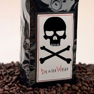 "<p>How many cups of coffee do you need to get you going in the morning? If you're looking for that extra jolt, then you may want to try a new coffee brand that claims to have 200 percent more caffeine than your average cup.</p>  <p><a href=""/food/recalls-reviews/death-wish-coffee-200-percent-more-caffeine""><b>Read the Whole Story</b></a></p>"