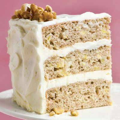 Updated Hummingbird Cake Recipe