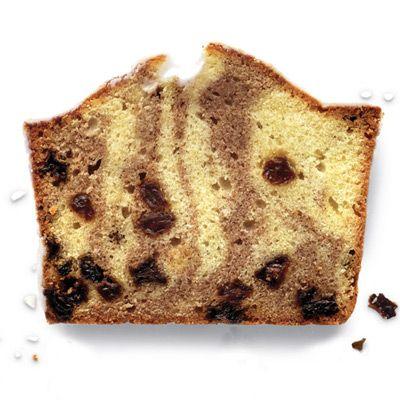 "<p>Spice up a Classic Pound Cake recipe with fragrant cinnamon and raisins.</p><p><b>Recipe:</b> <a href=""/recipefinder/cinnamon-raisin-pound-cake-glaze-recipe-mslo0711""><b>Cinnamon-Raisin Pound Cake with Basic Glaze</b></a></p>"