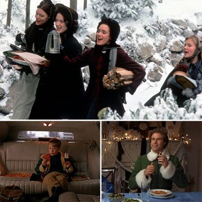 There are certain scenes in holiday movies that make your mouth water with longing and other ones that compel you to push your plate away. From full Christmas breakfasts complete with sausage and muffins to deflated turkeys bone dry from overcooking, take a look at the most delicious — and disastrous — food scenes from our favorite holiday flicks.
