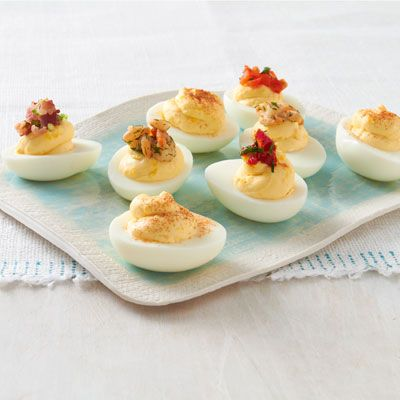 Favorite topped devil eggs recipe favorite topped devil eggs forumfinder Choice Image