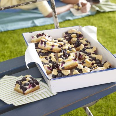 "<p>For creamy bars with blueberries and lemon zest, we're talking summer. But we won't tell if you bake them out of season.</p> <p><b>Recipe: <a href=""http://www.delish.com/recipefinder/lemon-blueberry-crumb-bars-recipe-kft0313"" target=""_blank"">Lemon-Blueberry Crumb Bars</a></b></p>"
