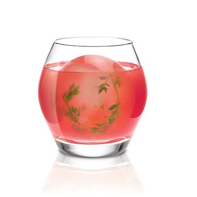 <p>2 ounces SKYY Infusions Moscato Grape</p> <p>3/4 ounce lime juice</p> <p>3/4 ounce simple syrup</p> <p>3 medium Watermelon Chunks</p> <p>Garnish: 1 thyme sprig</p> <p>To make simple syrup, mix equal parts hot water and sugar until sugar is dissolved. Muddle thyme and watermelon in a cocktail shaker. Add remaining ingredients. Shake vigorously and strain into a glass filled with ice. Garnish with a thyme sprig.</p> <p><i>Source: Lindsay Nader, Elysium Craft Cocktail Services</i></p>