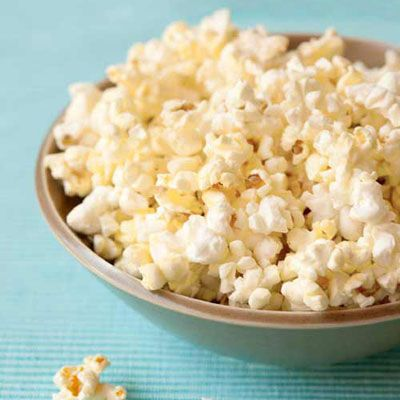 "<p>Trade ""butter""-laden bagged popcorn for homemade.</p><p><b>Recipe: </b><a href=""/recipefinder/zap-it-homemade-microwave-popcorn-recipe-ghk0911"" target=""_blank""><b>Homemade Microwave Popcorn</b></a></p>"