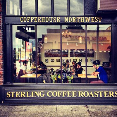 "Polite, sophisticated, and knowledgable, Portland's <a href=""http://sterlingcoffeeroasters.com"" target=""_blank"">Sterling Coffee Roasters</a> are proud of what they do and how they do it. Now with two locations, there's even more space to do what they do best and more coffee to win over customers with. Currently brewing ""Blendo Stupendo"" (which tastes like ""chocolate and peanut brittle"") and Toraja Sulawesi (which tastes like ""melon and cinnamon"") a visit to Sterling should leave you nothing short of amazed and impressed. And should you hear one of their finely groomed Baristas yell out ""Marmot!"" as you approach, don't worry, they're not calling you varmint, they just think you're pretty."