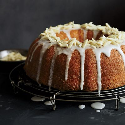 "<p>When Matt Lewis became a baker, he started a quest to re-create the lemon Bundt cakes of his youth. After ""a million different versions,"" he says, he achieved lemon-cake bliss, using the zest of 10 lemons and a little lemon extract to get the flavor just right. The cake has a moist crumb (thanks to a lemony syrup brushed over the top) and a crackling, sugary glaze.</p><p><b>Recipe: </b><a href=""http://www.delish.com/recipefinder/lemon-bundt-cake-recipe-fw1212"" target=""_blank""><b>Lemon Bundt Cake</b></a></p>"