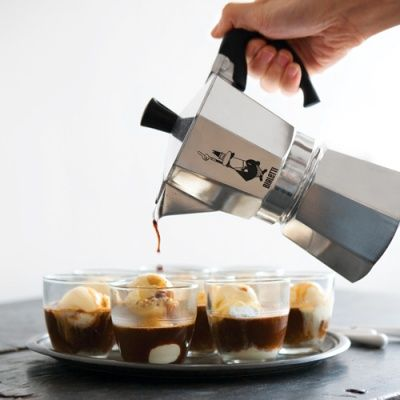 <p>This Italian coffee-and-gelato concoction works as an after-dinner drink and a dessert.</p>