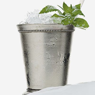 "<p>This classic cocktail is a refreshing whiskey-based beverage for a hot summer day. </p> <p><b>Recipe: </b><a href=""http://www.delish.com/recipefinder/mint-julep-fw0411""><b>Mint Julep</b></a></p>"