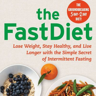 <p>A new diet has taken Britain by storm and it could prove popular in the U.S. Based on advice from a trendy new book, people are eating whatever they want and then fasting.</p>
