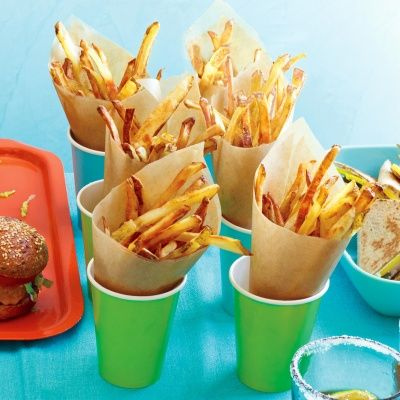 "<p>Appearing to be classically fried French fries, these are actually baked in the oven.</p> <p><strong>Recipe:</strong> <a href=""../../../recipefinder/ oven-fries-recipe-mslo0313"" target=""_blank""><strong>Oven Fries</strong></a></p>"
