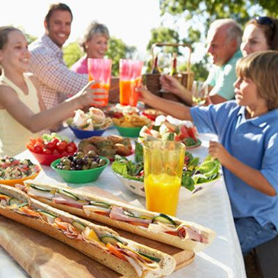 """<p>As temperatures rise, so do your chances of getting food poisoning. <ins cite=""""mailto:Hearst"""" datetime=""""2013-06-27T10:52""""><a href=""""http://www.fsis.usda.gov/wps/wcm/connect/80b6374e-f059-40a4-a749-35cf64a83931/Foodborne_Illness_Peaks_in_Summer_Why.pdf?MOD=AJPERES"""" target=""""_blank"""">According to the USDA</a></ins>, the number of illnesses surge from May to September, when picnics and cookouts mean food is out in potentially dangerous temperatures. But even though disease-causing bacteria are lurking, you can stay healthy. Here are the biggest misconceptions about summer food safety and the facts that can keep sickness at bay.</p>"""