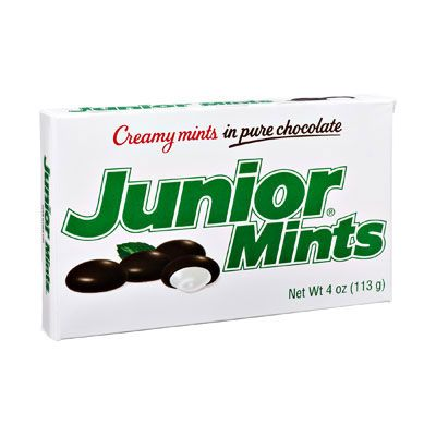 Introduced in 1949, this popular candy was named after Junior Miss, a Broadway show of the time. The candy even made an iconic appearance in a Seinfeld episode where a candy fell into the abdominal cavity of a patient during surgery solidifying its place as the perfect candy to indulge in while watching, well anything.
