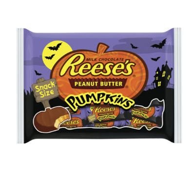 <p>For some reason, the festive shaped Reese's always taste the best; maybe it's the thinner chocolate, giving you a richer peanut butter bite, every bite until it's gone.</p>