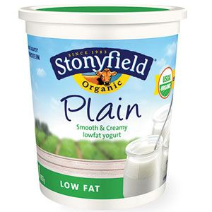 You won't believe this rich and creamy yogurt is 99% fat-free. Stir in honey to sweeten it up or try it as a base for dips.