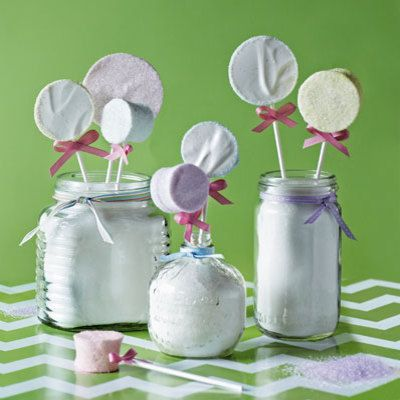 <p>These standard marshmallows have almost nothing in common with their packaged kin. Try a batch and taste the difference.</p>