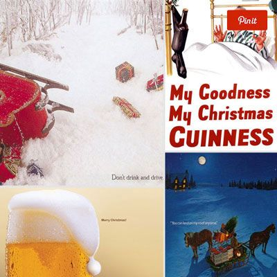 <p>Coke would like us to believe that it has a hold on Santa and Christmastime, but beer ads around the holidays prove differently. Whether they're vintage posters or more sleek and modern ones, brew ads are just as memorable. Some made us laugh, others were simple and effective — go ahead and see for yourself!</p>
