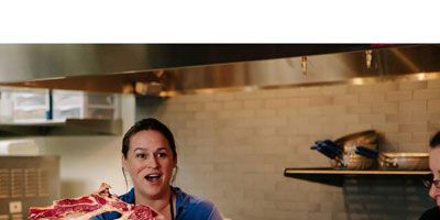 """<p>Credited with helping to develop many now-common meat cuts sold and eaten across the country (the flat iron steak and the Denver cut, for example), Kari Underly doesn't have a typical resume. A woman who essentially grew up in the industry — she learned the craft from her father at Underly's Market in Lydick, IN — she's a butcher with years of hands-on experience under her belt. Now based in Chicago, Kari started Range Partners in 2002, which works with the meat industry to create innovative merchandising and sales strategies to promote its products. She also teaches classes and holds events for women in the meat industry, bringing together an ever-growing number of women who are venturing into butchery and meat fabrication. Kari Underly is also the author of <a href=""""http://search.barnesandnoble.com/booksearch/isbnInquiry.asp?EAN=9781118029572&lkid= J25249592&pubid=K125307&byo=1"""" target=""""_blank"""">The Art of Beef Cutting — A Meat Professional's Guide to Butchering and Merchandising</a>, which was nominated for a James Beard Award in 2012.</p> <p><a href=""""http://rangepartners.com/"""" target=""""_blank"""">rangepartners.com</a></p>"""