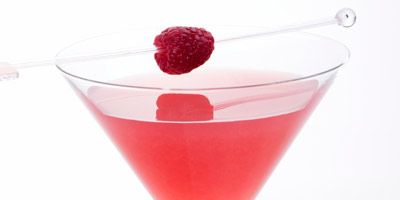"""<p>Crushed raspberries and cranberry juice give this mocktail its festive red hue.</p><br /> <p><b>Recipe: </b><a href=""""/recipefinder/cran-raspberry-martini-recipe-bump1210"""" target=""""_blank""""><b>Cran-Raspberry Martini</b></a></p>"""