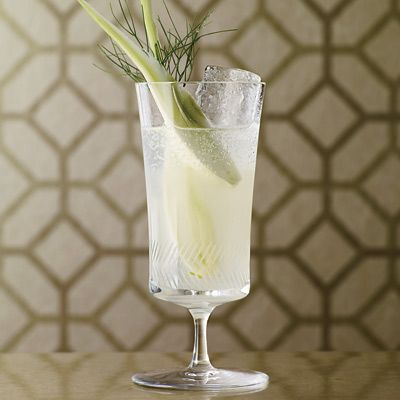 "<p>Like an old-fashioned soda-fountain drink, this mocktail relies on a delicious, small-batch syrup.</p><p><b>Recipe:</b> <a href=""http://www.delish.com/recipefinder/almond-fennel-cooler-recipe-fw0411""><b>Almond-Fennel Cooler</b></a></p>"
