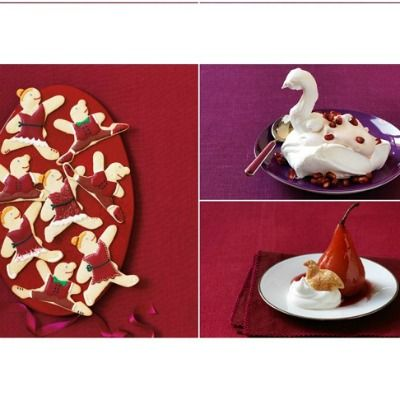 <p>make your true loves an amazing dessert. Then try these appetizers, main dishes, and sweets to complete the song. Click through for amazing meals worth singing about.</p>
