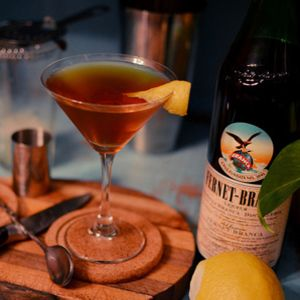 "<p>If you've ever seen Fernet, you might have wondered who, exactly, is willing to drink something that comes in such an odd color. Even as it becomes <a href=""http://drinks.seriouseats.com/2011/12/from-behind-the-bar-why-bartenders-drink-fernet-branca-shots.html"" target=""_blank"">a popular bartender community shot</a>, there are equally adamant skeptics. Fernet may not have a flavor combination you can get used to with it's assertive spice, but the distinctive mix of gentian, saffron, chamomile, bitter orange, and other herbs and spices warrants at least one try.</p>"