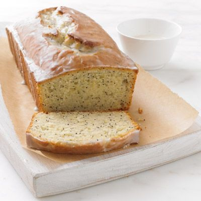 <p>Lemon zest, poppy seeds, and a fresh lemon juice glaze give classic quick bread a burst of bright citrus that will put a lift in your winter mornings.</p>