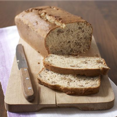"<p>Thanks to the addition of cream cheese, this classic bread is unbelievably moist.</p> <p><b>Recipe: <a href=""http://www.delish.com/recipefinder/favorite-banana-bread-recipe-kft0313"">Favorite Banana Bread</a></b></p>"