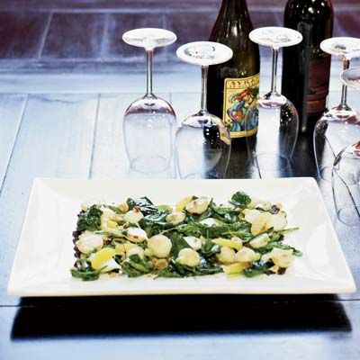 "<p>For a main-course salad, Cellar Door Café chef Charlie Parker concocted this unexpectedly delicious combination of turnips, oranges, and hazelnuts.</p><p><b>Recipe:</b> <a href=""http://www.delish.com/recipefinder/roasted-turnips-greens-recipe-fw0510""><b>Roasted Turnips and Greens</b></a></p>"